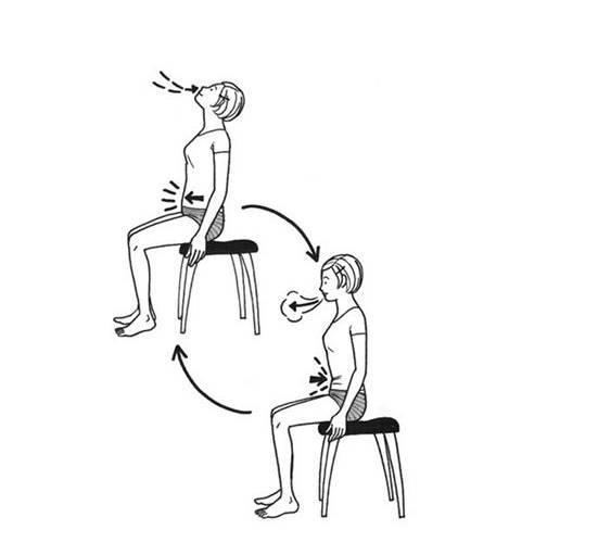 患者如何进行肺康复训练?