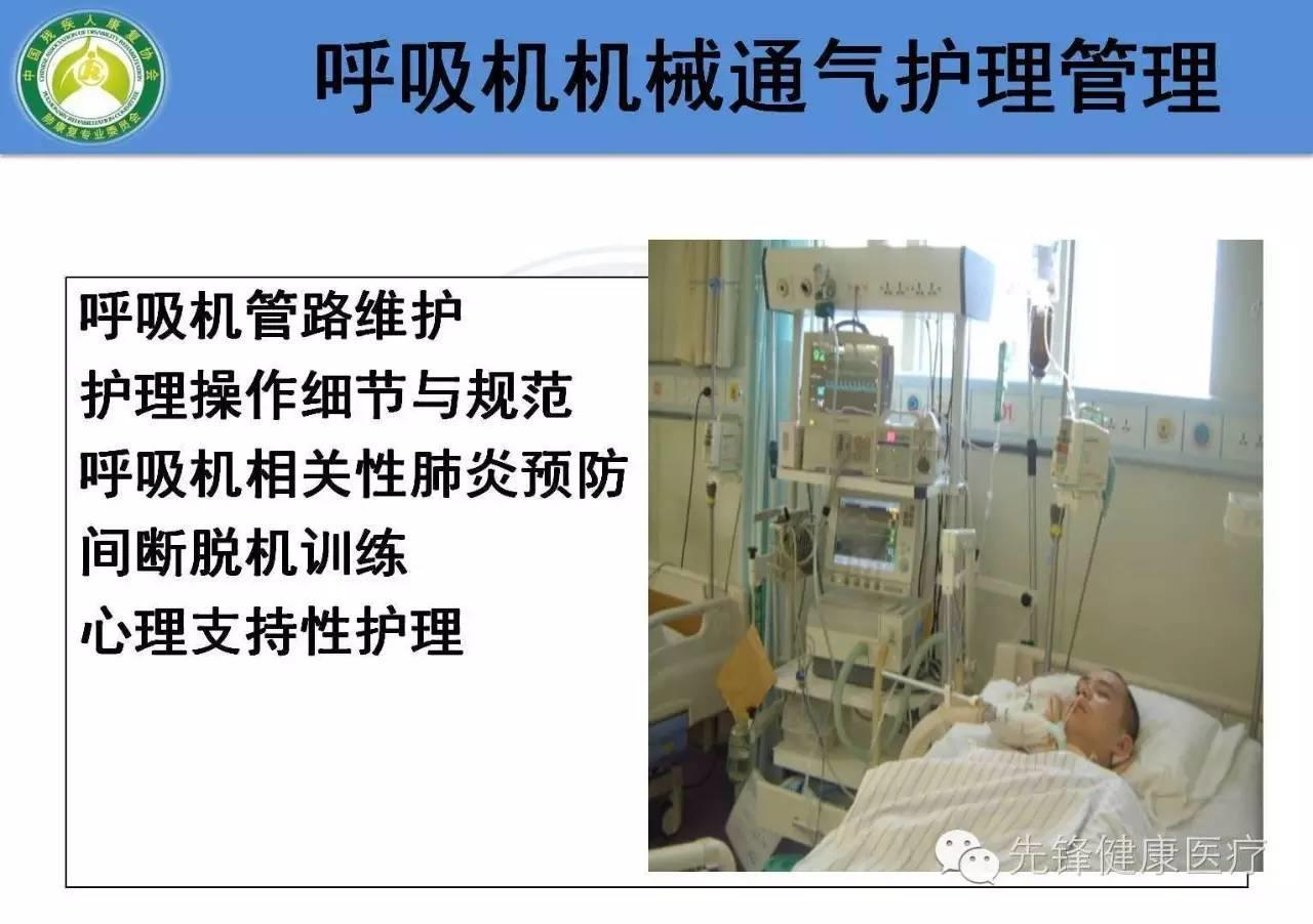 肺康复护理