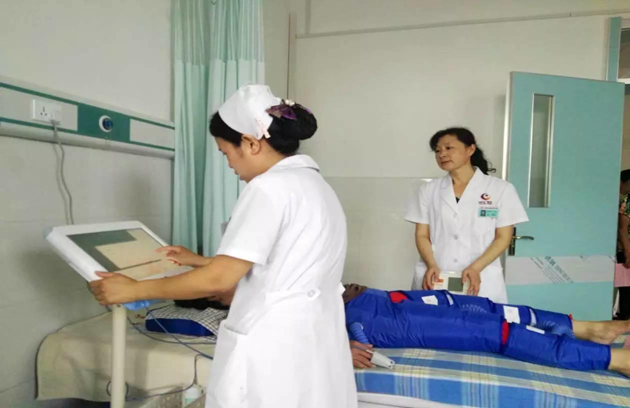 体外反搏操作常见问题及处理对策