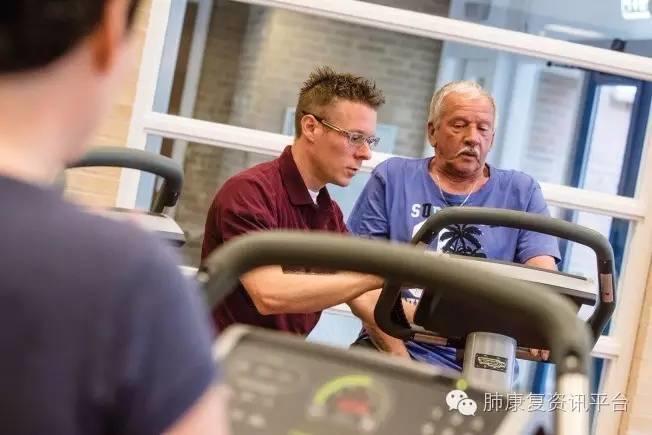 运动康复能使慢阻肺患者变得不同吗?